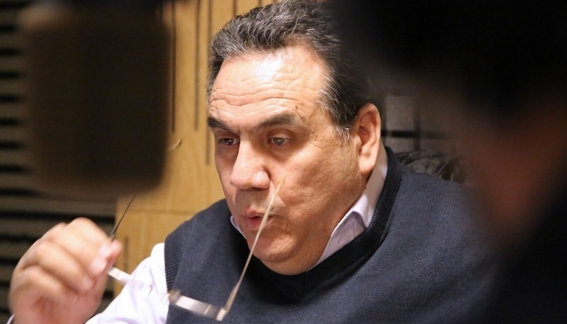 Carlos Muriete era abogado penalista. El recuerdo desde TiempoSur.