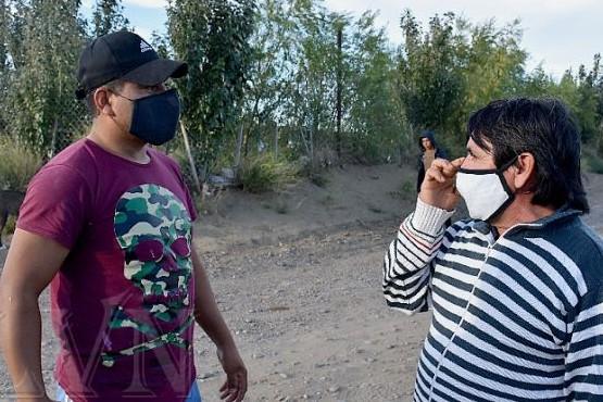 Caleta Olivia | Vecinos autoconvocados juntan firmas por el proyecto Aguada del Norte