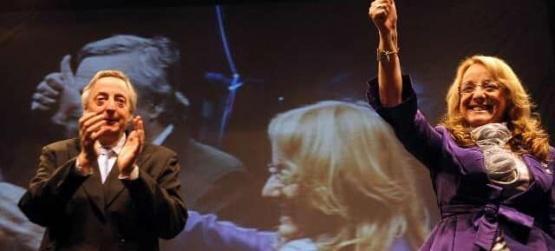 El mensaje de Alicia Kirchner por el natalicio de Néstor Kirchner