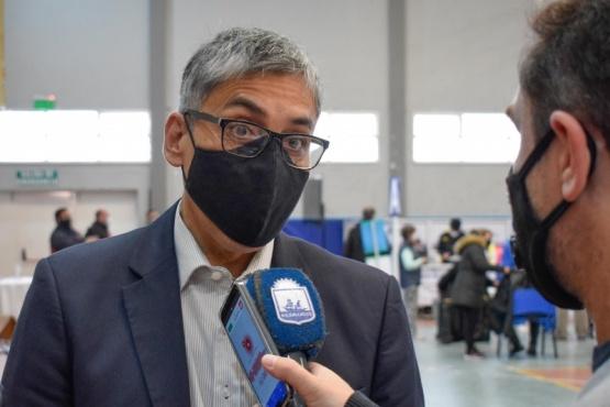 """Eloy Echazú: """"El acompañamiento y la contención es fundamental"""""""