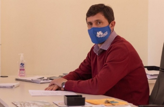 Siguen gestionando obras a través de Argentina Hace