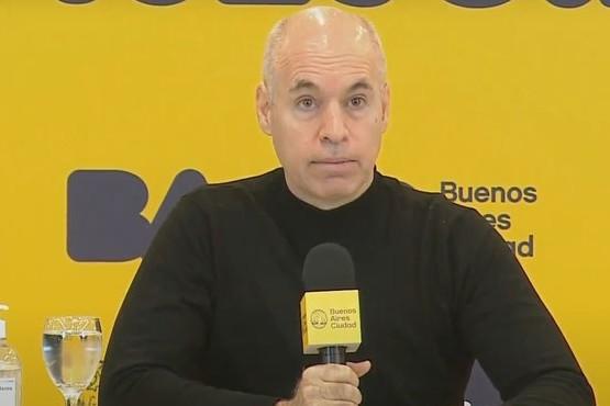 Polémica por el sorpresivo viaje de vacaciones de Horacio Rodríguez Larreta a Buzios