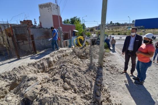 Trelew | Obras de Infraestructura para dotar de servicios elementales a la ciudad
