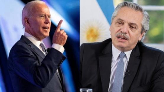 Joe Biden invitó a Alberto Fernández a la Cumbre de Líderes sobre el Clima