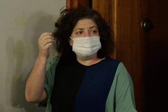 La Ministra de Salud Carla Vizzotti dio positivo de Coronavirus