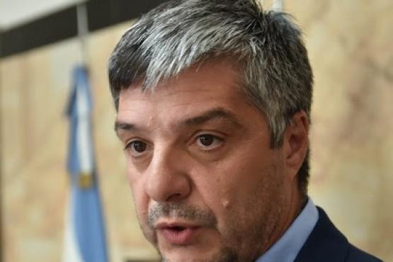 El ministro Aguilera planificó una agenda común junto al secretario de Energía de la Nación