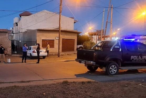 Tres detenidos tras robo en Caleta Olivia.