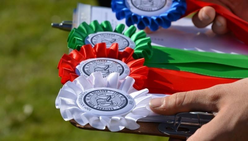La Sociedad Rural Río Gallegos premió a los nuevos grandes campeones.