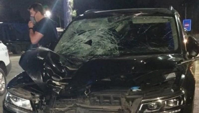 El ex arquero Pablo Cavallero atropelló y mató a una persona en la Ruta 2