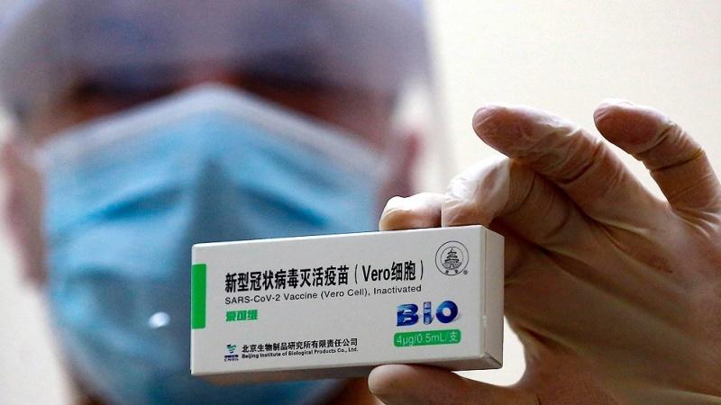 Empiezan a llegar más vacunas.