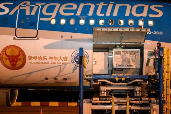 Coronavirus: Santa Cruz recibirá 4.500 nuevas dosis de la vacuna china
