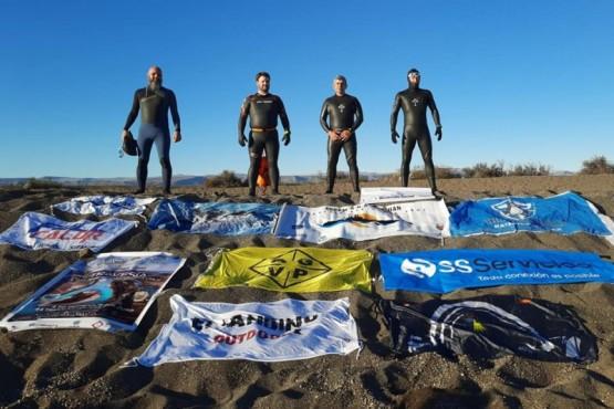 Un homenaje titánico a los héroes del ARA San Juan