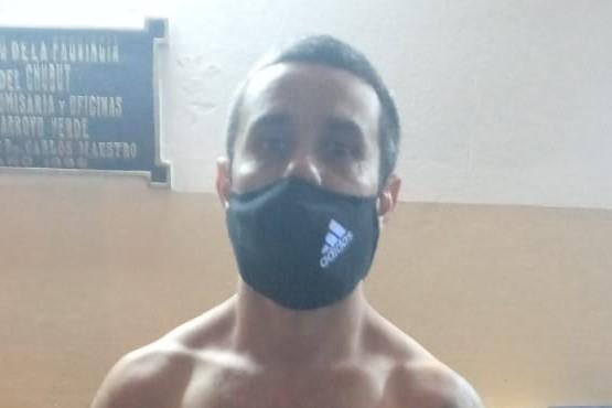 Maximiliano Baro será trasladado a Santa Cruz