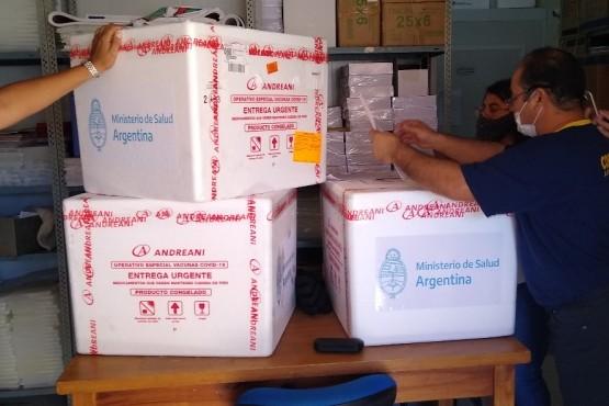 Nación enviará a Chubut 7.200 dosis de la vacuna Sinopharm