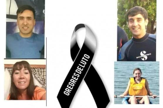 Encontraron sin vida a Javier Barría y son cuatro fallecidos en Lago Cardiel