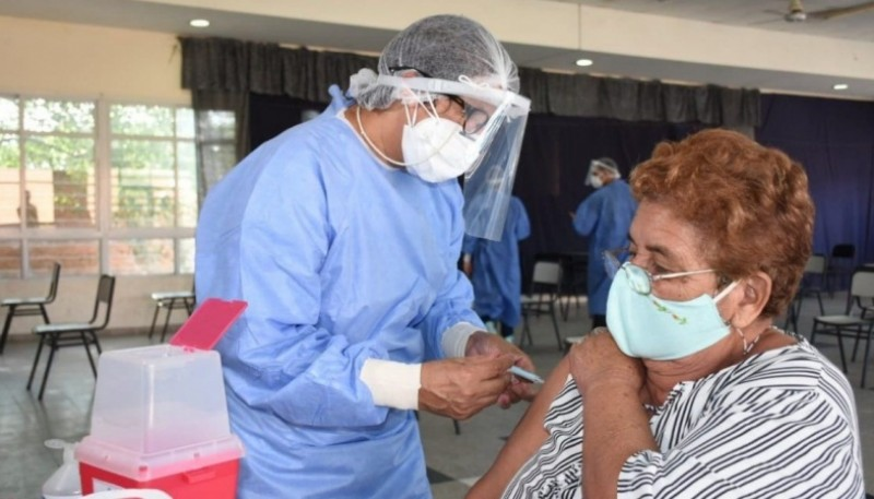 Coronavirus: más de un millón de personas ya se vacunaron en la Argentina