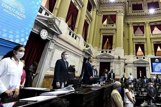 Alberto Fernández dará su mensaje ante la Asamblea Legislativa