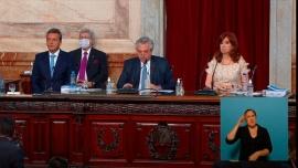 """Fernández impulsa una """"querella criminal"""" por el endeudamiento de Macri"""