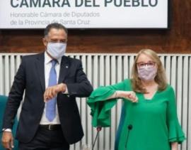 """Eugenio Quiroga: """"Fue un mensaje realista y con los objetivos intactos"""""""