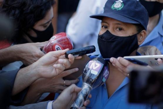Ascendieron a Sargento a mujer policía que detuvo ingreso de 39kgs de marihuana