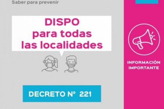 Hasta el 12 de marzo continua el distanciamiento social y obligatorio en Santa Cruz