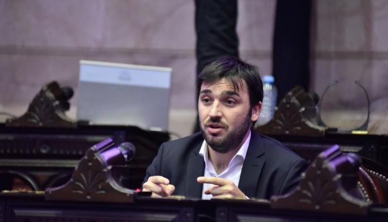 Ignacio Torres en la apertura de sesiones ordinarias en el Congreso