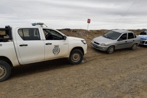 Tres detenidos tras intento de robo