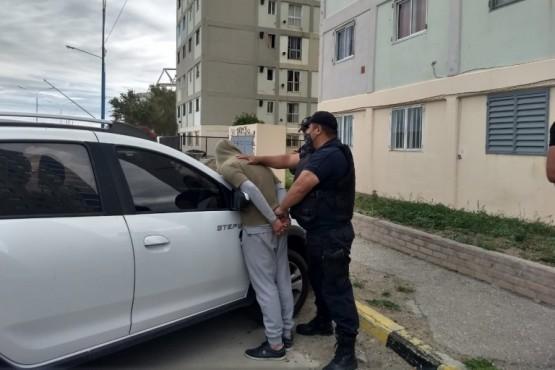 Detenido tras robo con arma blanca
