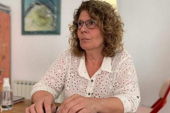 Gabriela Mestelán, ex diputada provincial por Encuentro Ciudadano.