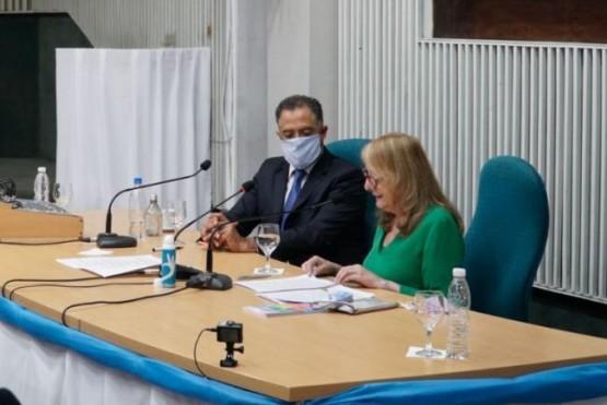 El discurso de la gobernadora Alicia Kirchner, marcó la agenda política.