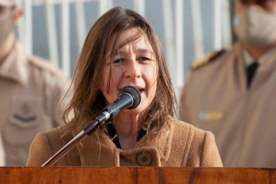 Sabina Frederic.