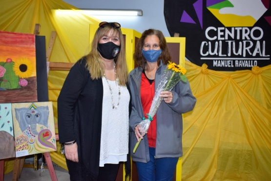 Centro Cultural Manuel Ravallo entregó certificados de los talleres de verano