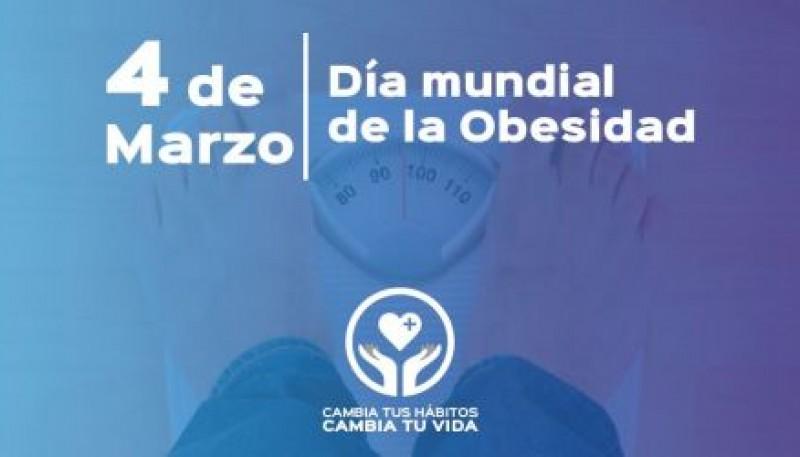 Cada 4 de marzo se celebra en todo el planeta el Día Mundial contra la Obesidad.