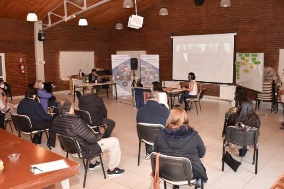 Presentación del proyecto de Fortalecimiento.