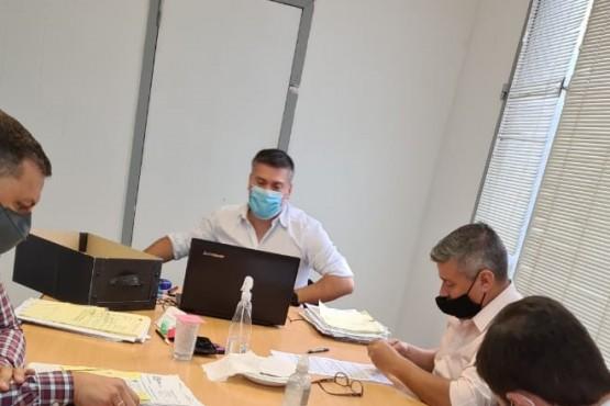 La Comisión Bidepartamental de Tierras Caleta Olivia  retomó sus actividades