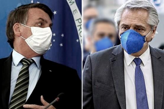 Bolsonaro y Fernández se reunirán por Mercosur.
