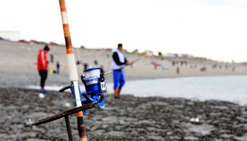 Reel de pesca (Foto archivo).