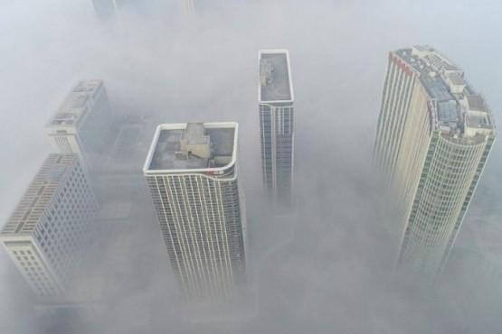 China pretende manipular el clima.