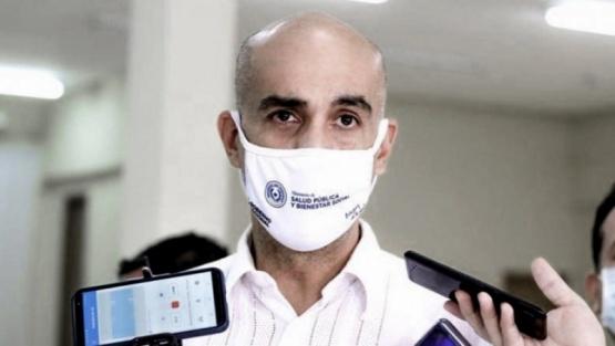 En Paraguay renunció el Ministro de Salud tras ser criticado