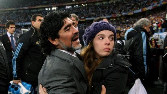 Diego y Dalma.