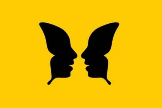 Caras o mariposa: el test viral que refleja qué es lo que más necesitas durante la pandemia