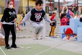 Municipio de Río Gallegos continúa promocionando los derechos mediante el juego
