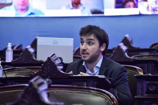 """Ignacio Torres: """"El gobierno avanza sobre la justicia y da pasos para atrás en seguridad"""""""