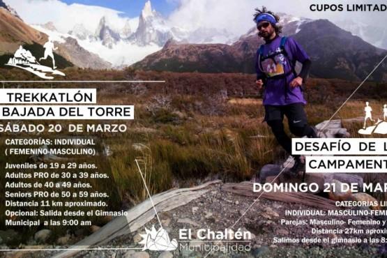 La Fiesta del Trekking tendrá exclusivamente eventos deportivos