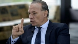 Sergio Berni en contra del ingreso de extranjeros con antecedentes