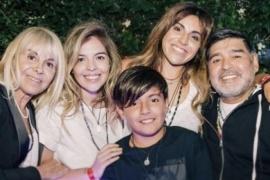 Claudia Villafañe confirmó su asistencia a la marcha para pedir justicia por Diego Maradona