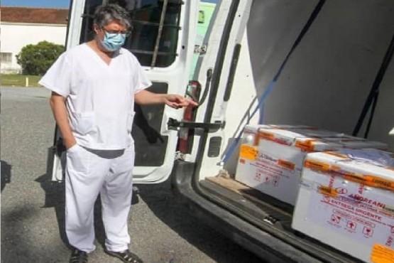Un subsecretario de Salud falsificó datos para vacunar a su hijo de 24 años contra el coronavirus