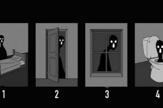 Test psicológico: elegí la sombra que más miedo te de y descubrí cuál es tu principal temor