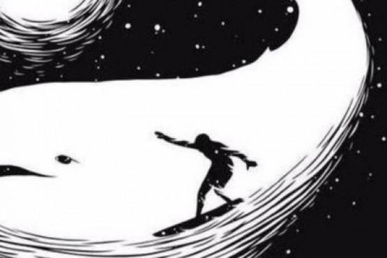 Una ballena, una luna o un surfista: lo que veas primero revelará cómo te enfrentás a los problemas