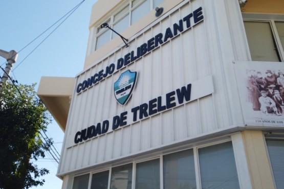 El Concejo Deliberante de Trelew declaró de interés municipal las actividades del 8M